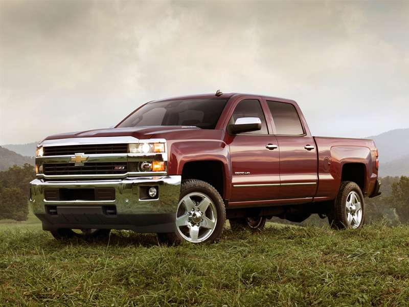 2015 Chevrolet Silverado 1500 Pictures Including Interior And Exterior  Images | Autobytel.com