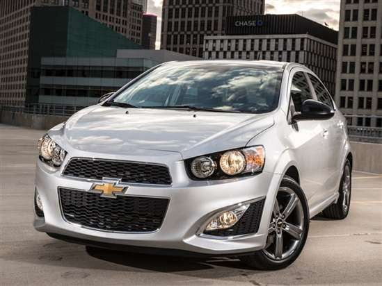 Chevy Models 2015 >> 2015 Chevrolet Sonic Models Trims Information And Details