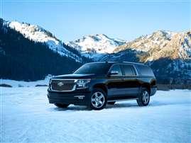 2017 Chevrolet Suburban 1500 Ls 4x2