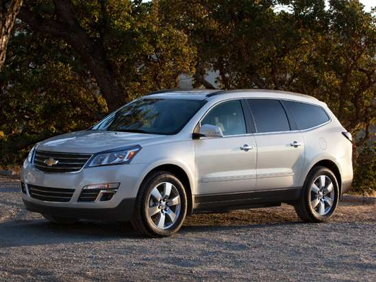 2015 Chevrolet Traverse Models Trims Information and Details