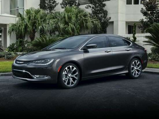 2015 Chrysler 200 LX FWD