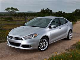 2015 Dodge Dart SE 4dr Sedan