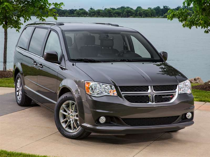 2017 Dodge Grand Caravan Pictures Including Interior And Exterior Images Autobytel
