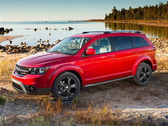 2015 Dodge Journey R/T AWD
