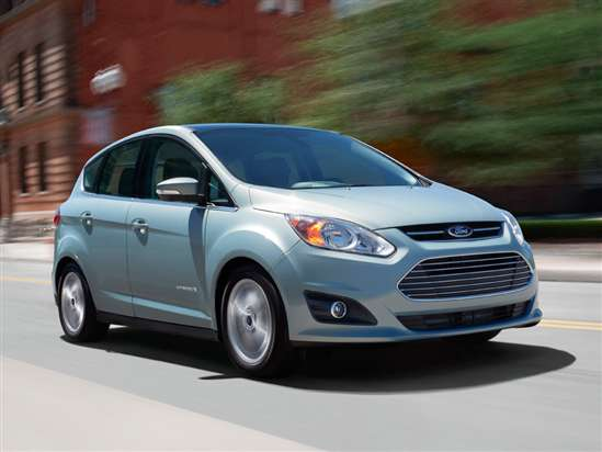 2017 Ford C Max Hybrid Models Trims Information And Details Autobytel