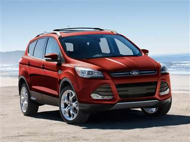 2014 Ford Escape Mpg >> 2015 Ford Escape Gas Mileage Mpg And Fuel Economy Ratings