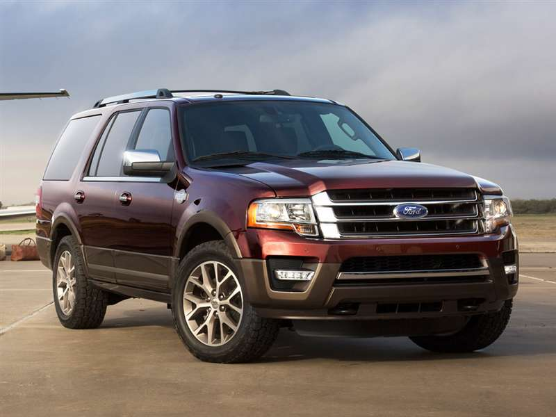 2016 Ford Expedition And Expedition EL
