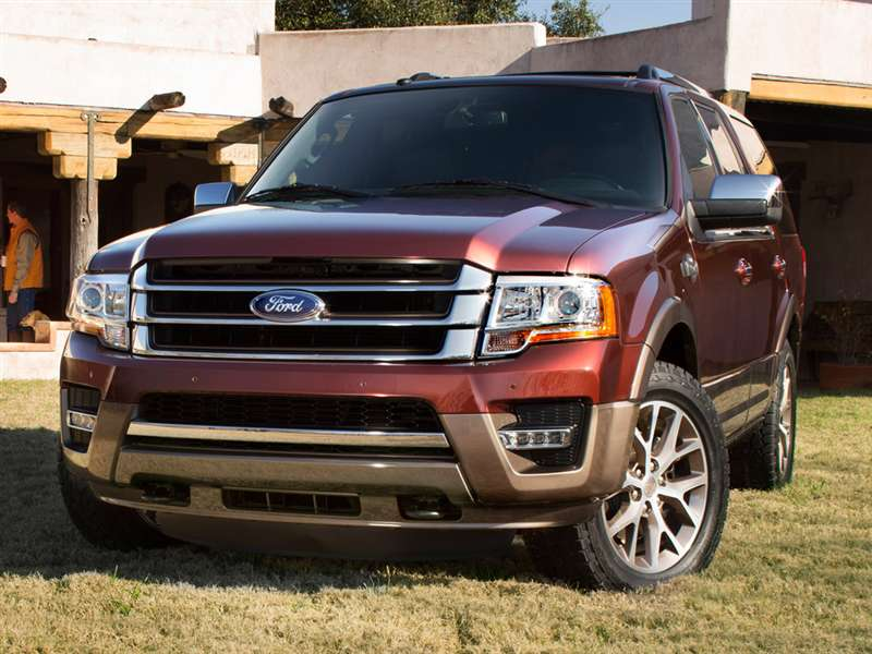autotalk review ford expedition