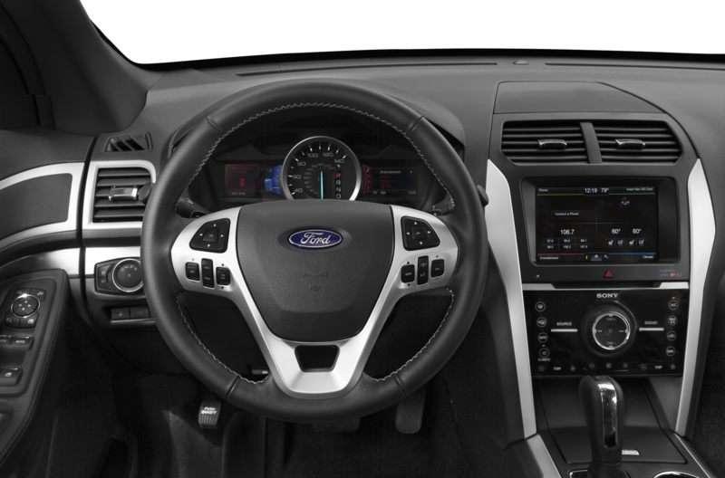 2015 Ford Explorer Pictures Including Interior And Exterior Images |  Autobytel.com