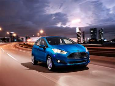 Ford Fiesta Gas Mileage >> 2015 Ford Fiesta Gas Mileage Mpg And Fuel Economy Ratings