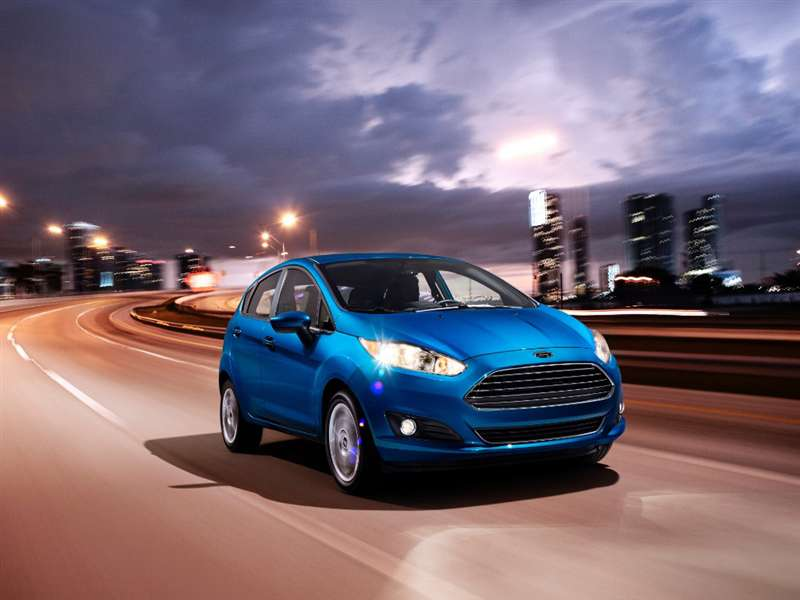 2015 Ford Fiesta Gets A Small Price Cut