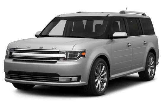 2015 Ford Flex SEL AWD Duratec