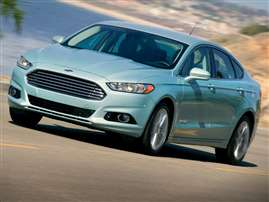 2017 Ford Fusion Hybrid S 4dr Front Wheel Drive Sedan
