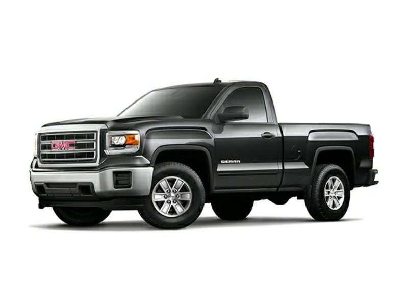 Gmc Sierra 1500 The Regular Cab