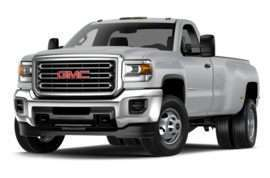 2015 GMC Sierra 3500HD Base 4x4 Regular Cab 133.6 in. WB DRW