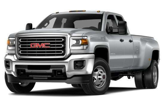 2015 GMC Sierra 3500HD Base 4x4 Double Cab Dual Rear Wheel