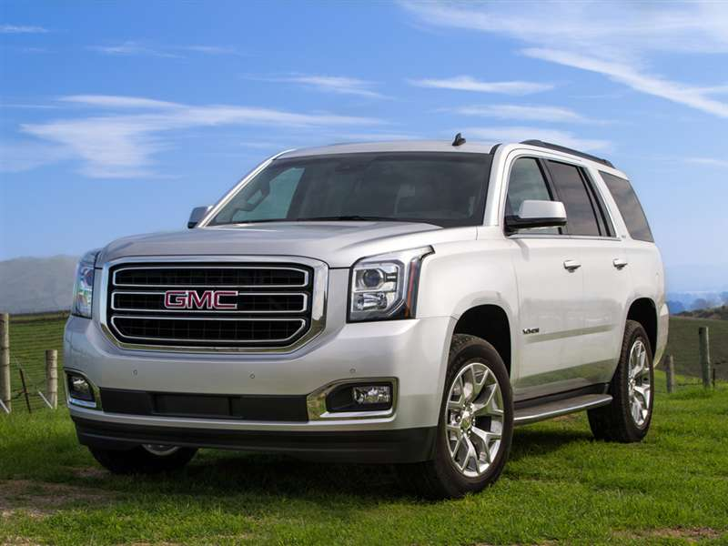8-speed Auto Boosts EPA Grades for 2015 GMC Yukon Denali Models