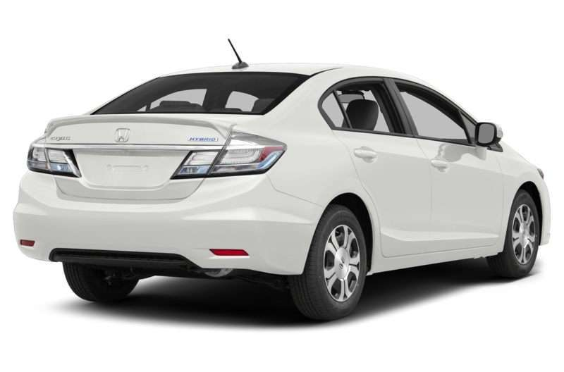 2015 honda civic hybrid road test review for How much to lease a honda civic