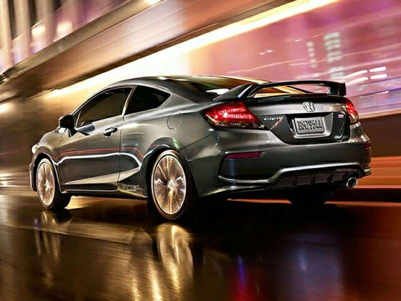 High Quality 1) 2015 Honda Civic Si   MSRP $22,890