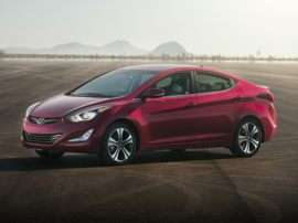 Hyundai Compact Tops 10 Million All-time Sales with 2015 Hyundai Elantra