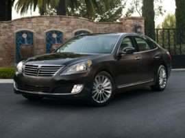 2015 Hyundai Equus Signature 4dr Rear-wheel Drive Sedan