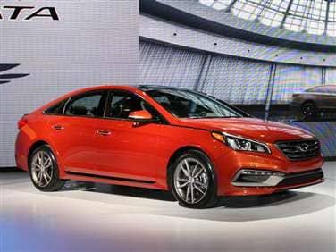 Hyundai Models 2015 >> 2015 Hyundai Sonata Models Trims Information And Details
