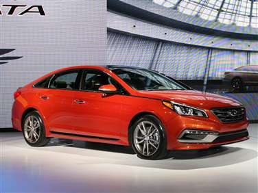 Hyundai Sonata Mpg >> 2015 Hyundai Sonata Gas Mileage Mpg And Fuel Economy