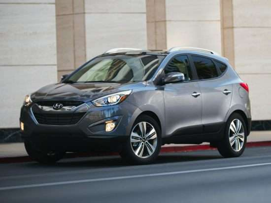 2015 Hyundai Tucson Models Trims Information And
