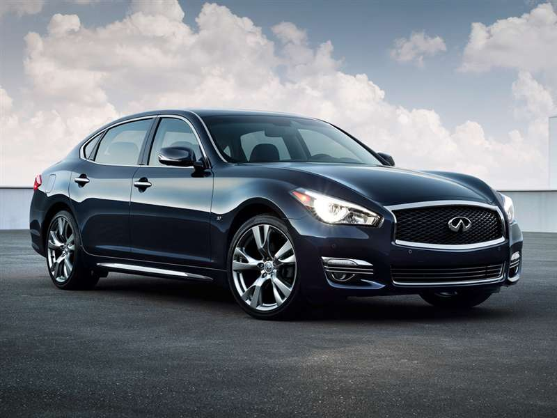 2017 Infiniti Q70 Pictures Including Interior And Exterior Images Autobytel