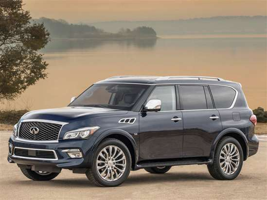 2015 Infiniti QX80 Models, Trims, Information, and Details ...