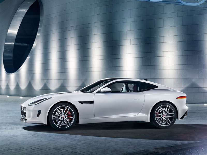 Marvelous 7) 2015 Jaguar F Type