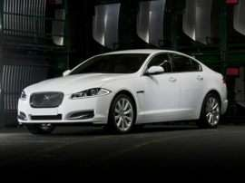 2015 Jaguar XF 2.0T Premium 4dr Rear-wheel Drive Sedan