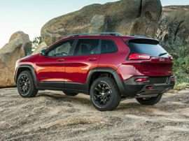 2014 Jeep Cherokee Becomes Brand