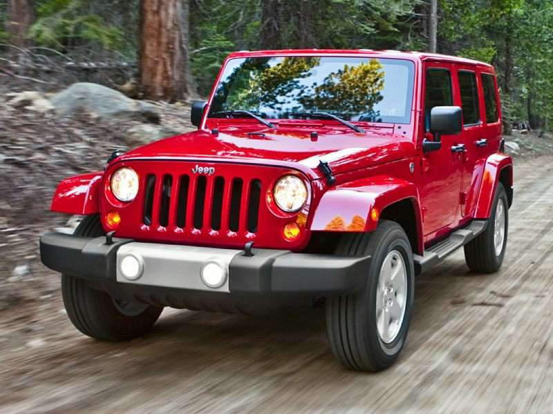 2015 Jeep Wrangler Unlimited Pictures Including Interior And