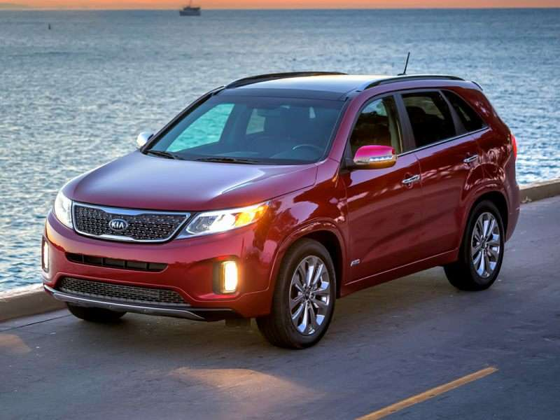 2015 Kia Sorento Gets Fine-tuned for New Model Year