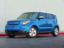 2015 Kia Soul EV Base 4dr Hatchback