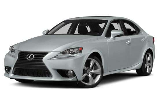 2015 Lexus IS 350 AWD