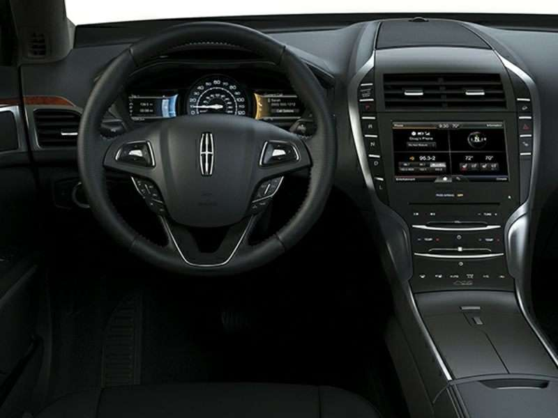 2015 Lincoln MKZ Hybrid Pictures Including Interior And Exterior Images |  Autobytel.com