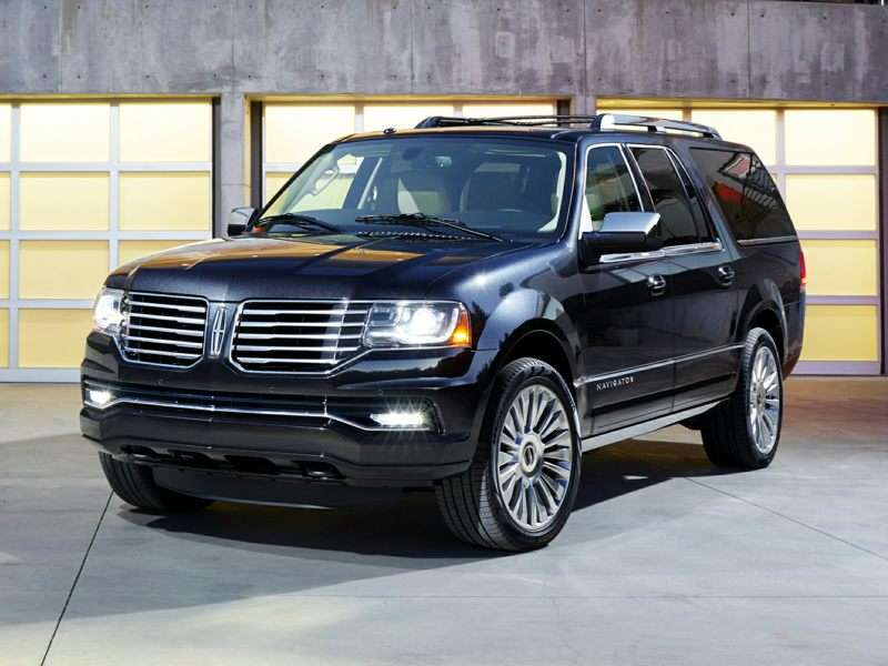2015 Lincoln Navigator L Pictures including Interior and ...