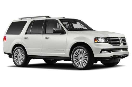 2015 Lincoln Navigator Models Trims Information and Details