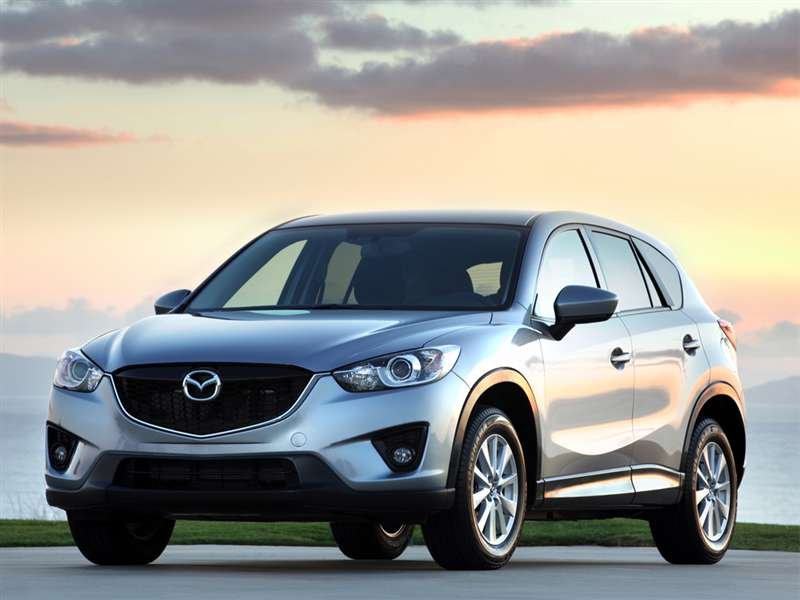 Superior 7) 2015 Mazda CX 5 U2014 26/35 MPG