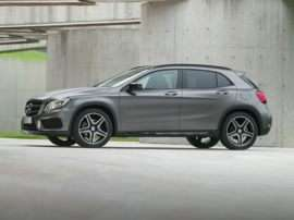 2015 Mercedes-Benz GLA-Class Base GLA 250 4dr All-wheel Drive 4MATIC