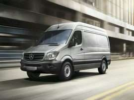 2015 Mercedes-Benz Sprinter Updated with 4WD, Crosswind Assist