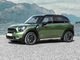 2015 MINI Countryman Cooper 4dr Front-wheel Drive Sport Utility