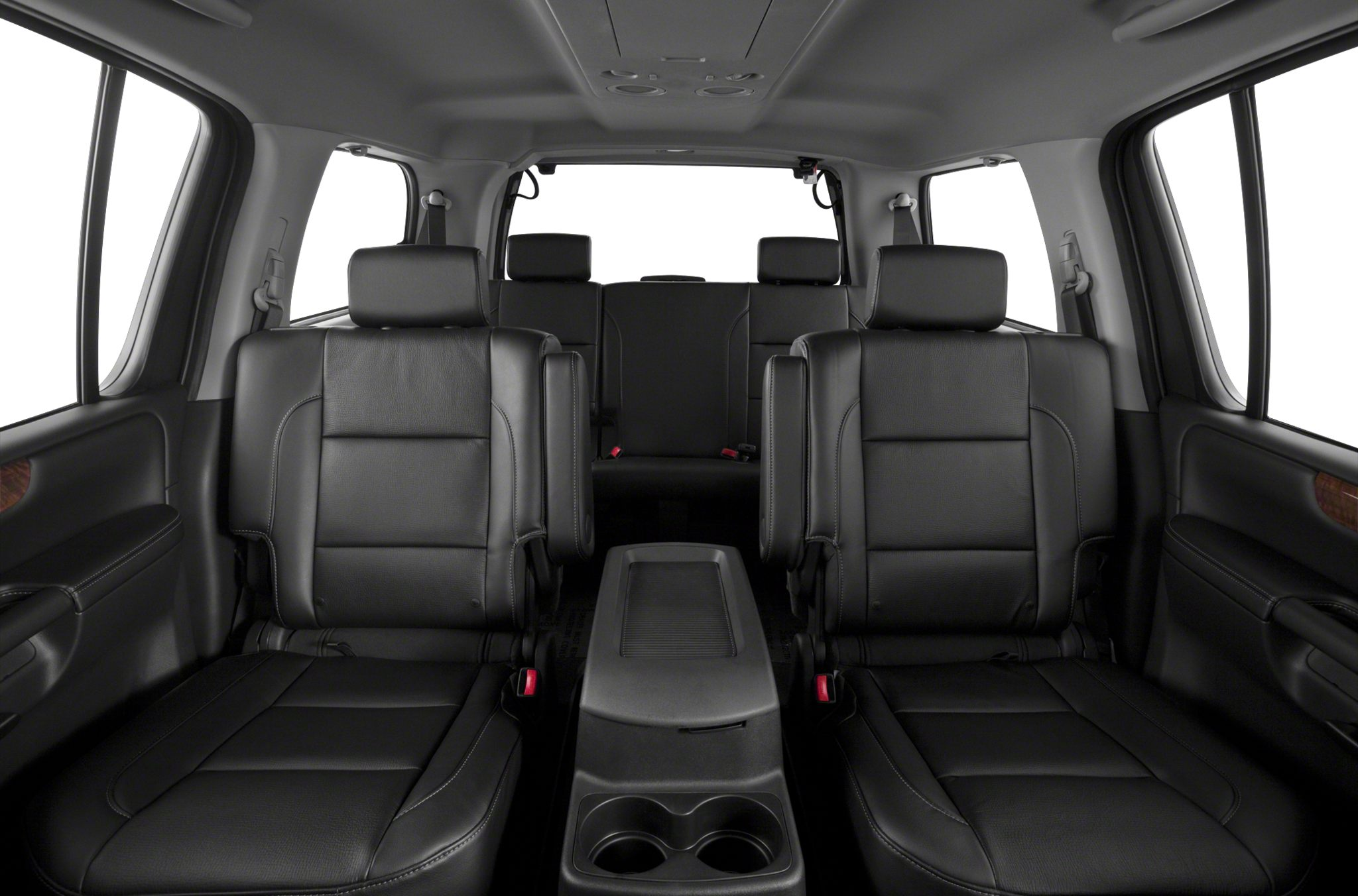 nissan armada captains chairs