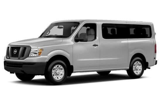 Nissan Nv3500 Mpg >> 2015 Nissan NV Passenger NV3500 HD Models, Trims ...