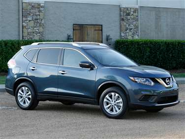 2015 Nissan Rogue Models Trims Information And Details