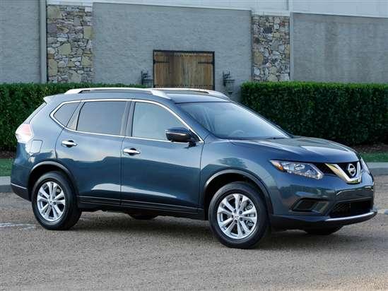 Nissan Nv3500 Mpg >> 2015 Nissan Rogue Models, Trims, Information, and Details ...