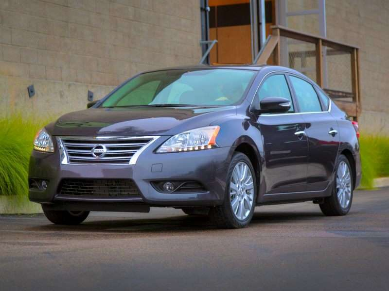 Research the 2015 Nissan Sentra