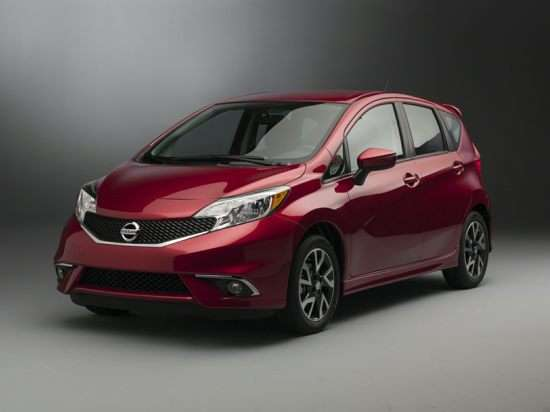 2015 Nissan Versa Note SR (CVT) Discontinued